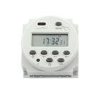 Time Switch 220v 110v 24v 12v With 4 Wires Lcd Digital Daily Weekly Programmable Digital Timer