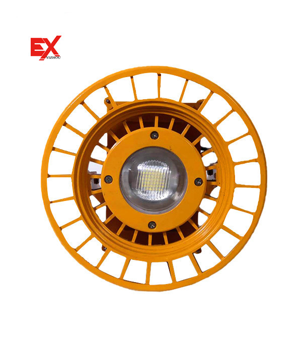 50W CBD gas station ATEX Anti-explosion explosion  proof ground Led Flood Light