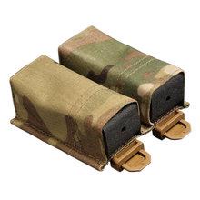 Восстановленные Патроны/RA ESSTAC KYWI Тип тактический быстросъемный 5,56 мм/9 мм двойной мешочек-камуфляж/черный/коричневый(Китай)
