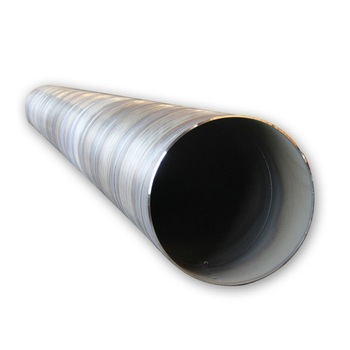 SSAW spiral welded carbon steel pipe 14'', carbon welded spiral steel pipe