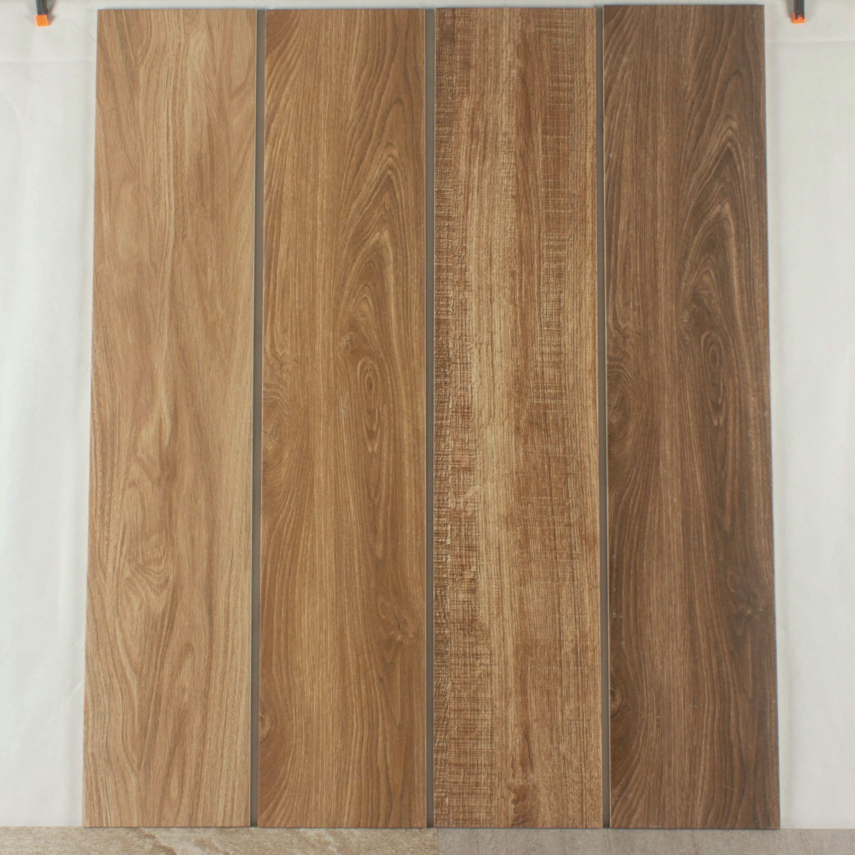 200x1000mm interlocking kajaria natural wooden floor porcelain tiles