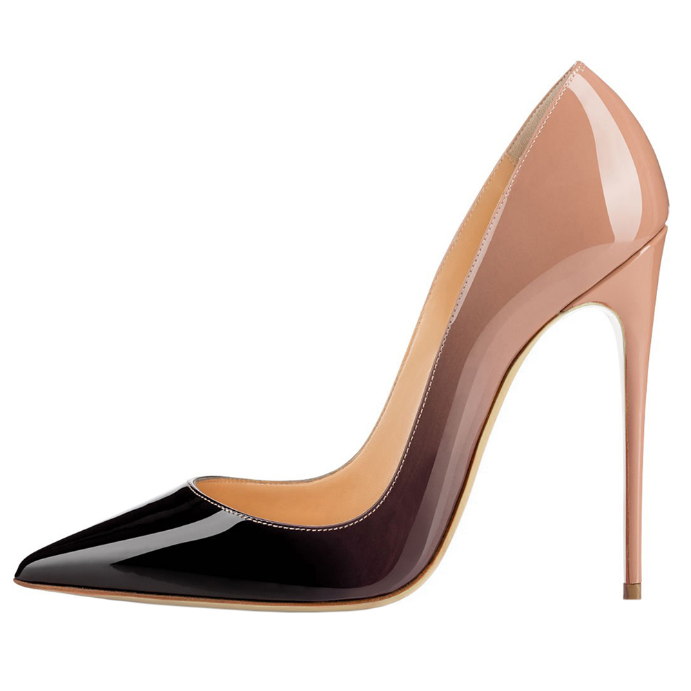Luxury Sexy Beautiful Elegant Pointed Toe Women High <strong>Heels</strong> Evening Shoes