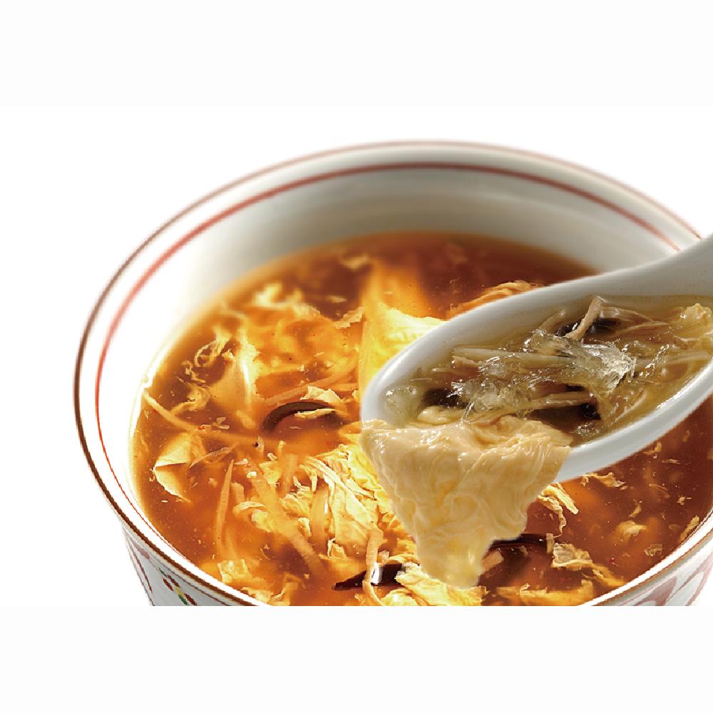 Sanriku Shark Fin Soup fresh seafoods seasonings condiments spices