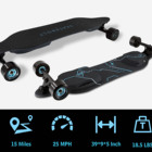 Electric Skateboards Electrical 2020 New 7 Ply 100% Canadian Maple 28 MPH Top Speed Wireless Remote Electric Skateboards