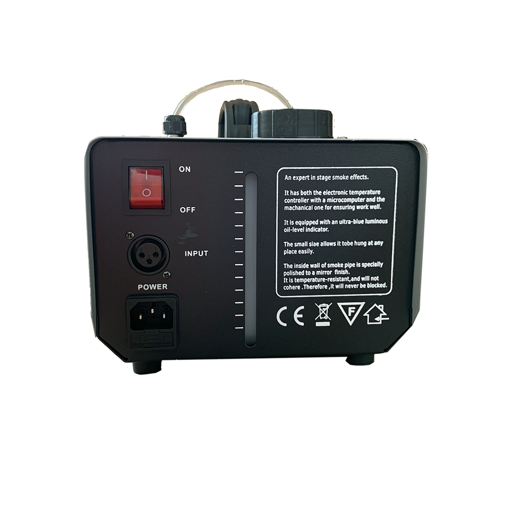 Led stage equipment smoke machine 900w fog machine for party and show