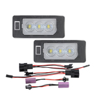 Ailead High Power White Canbus LED License Number Plate Lights Audi For A4 A5 S5 A7 TT Roadster