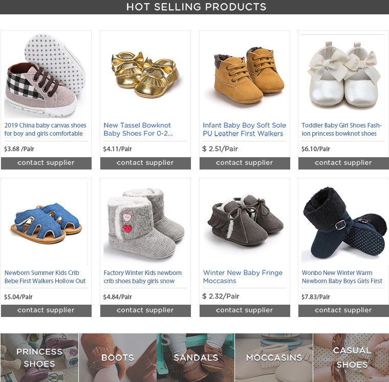 WONBO de la PU de cuero de gamuza bebé recién nacido niño niña bebé mocasines suaves Zapatos de Bebe sandalias de suela suave antideslizante calzado cuna zapatos