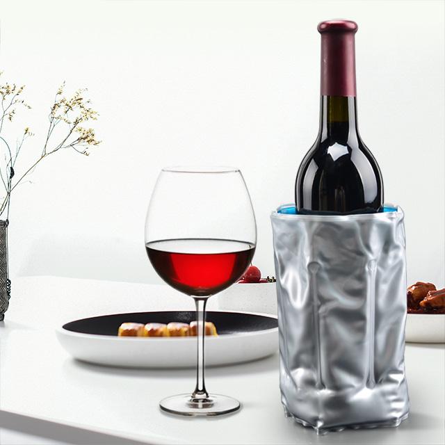 2 Stücke Isolierte Wein Tote Träger Wasserflasche Trinken Reisekühltasche
