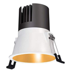 7W 12W Factory wholesale aluminum led COB downlight lamp High bright indoor down light