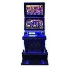 <span class=keywords><strong>Sexy</strong></span> Queens Online Dubbele Scherm Luxe Video Game Slot Machine Game Board
