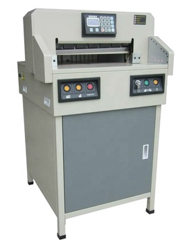 WD-4806R) China Professional manufacturer Programmable 18 inch guillotine paper cutter