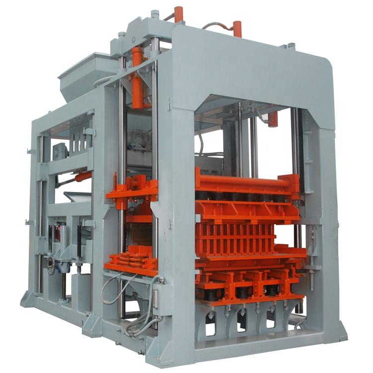 Chine Bloc de ciment Prix de la machine en Inde Qt4-15