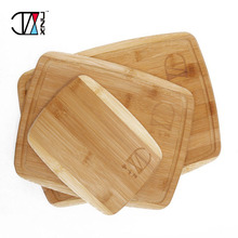 3 Pcs <span class=keywords><strong>Bambu</strong></span> <span class=keywords><strong>Keju</strong></span> Chopping Block Bamboo Cutting Chopping Board