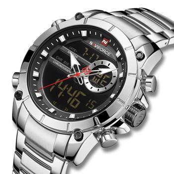 2019 new luxury relojes hombre naviforce mens watches in wristwatches relogio masculino relojes navy force 9163