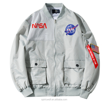 Herbst und winter herren mantel baumwolle mantel Air Force one pilot jacke nasa jacke