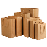 Wholesale Top Quality Cheap Price Stocked Durable bolsa de papel kraft with handle