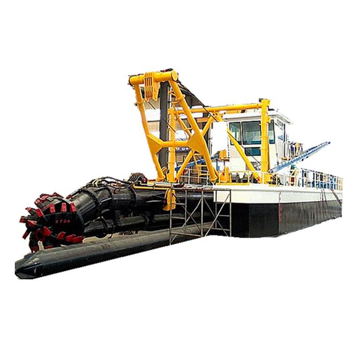 China Niedrigen Preis Cutter Saug fluss Sand Schwimmbaggermeer Dredgeing Maschine Für Verkauf Buy Sand Schwimmbagger,Niedriger Preis