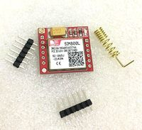 SIM800L GPRS GSM Module MicroSIM Card Core Wireless Board Quad-band TTL Serial Port With Antenna SIM800