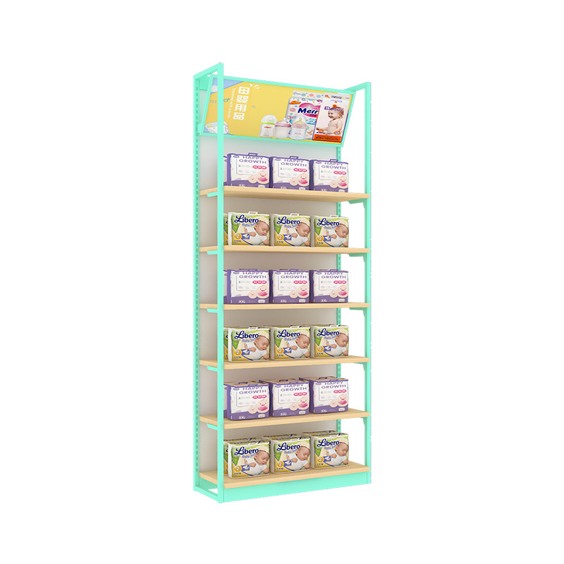 Baby Clothes Shop Display Store Equipment Furniture And Mother Infant Stand Shelf For