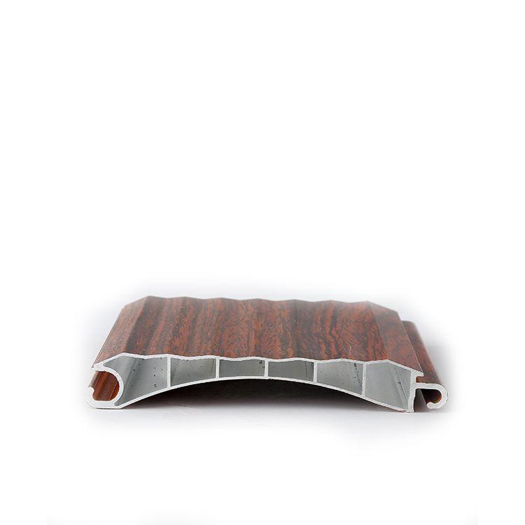 2020 customized track v alloy slot extrusion aluminum profile