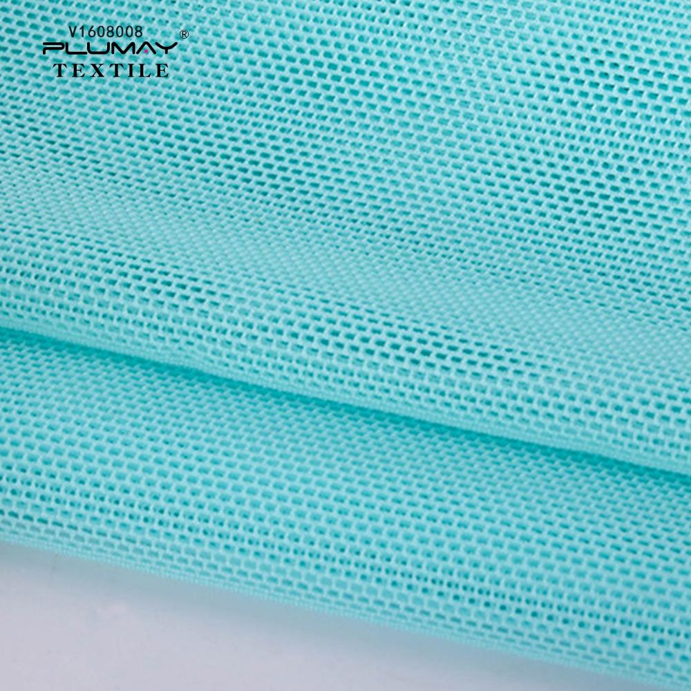 Lưới Vải Dệt Điện Stretch95 % Nylon 5% Spandex Đàn Hồi Cao Lục Giác 40D * 40D Điện Cho Đồ Lót Cho Đồ Lót tự Làm