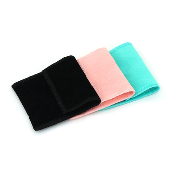 Wholesale 6.5x7cm Blank Pouches Jewellery Pouch Suede Velvet Packaging Bag Envelope Jewelry Pouch