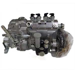 4BG1 Isuzu Diesel Engine Parts Fuel Injection Pump / fuel pump for Excavator