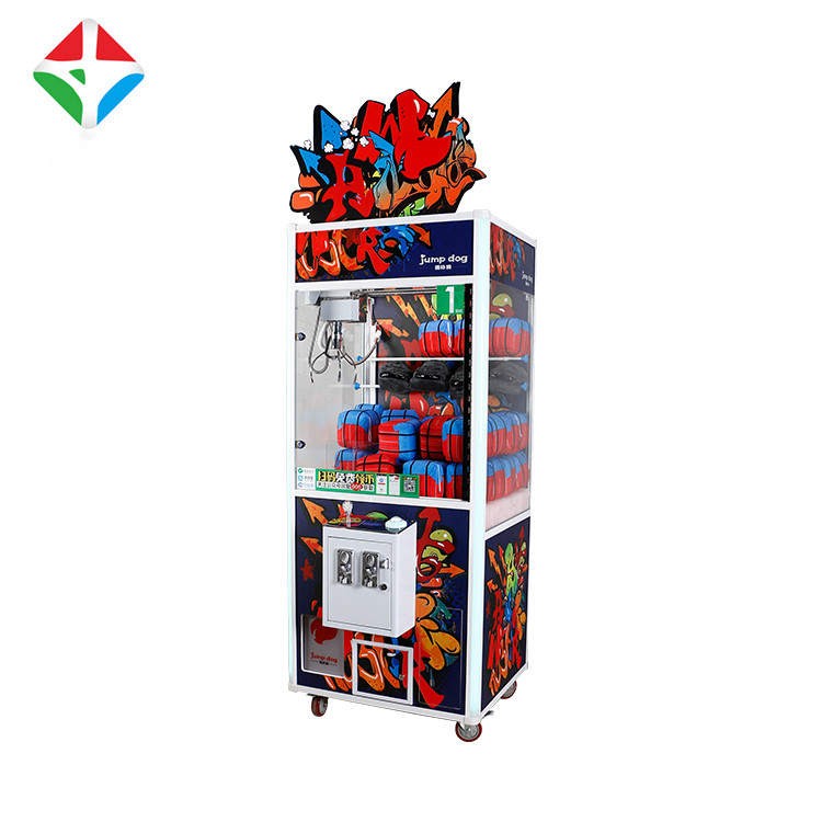 Selling Top Quality Amusement Park Doll Toy Claw Crane Machine