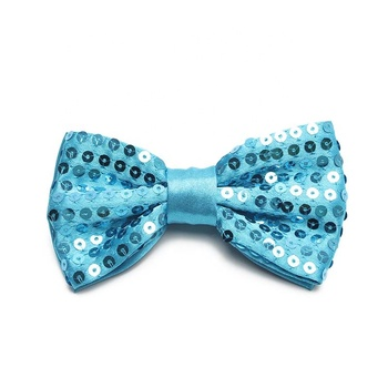 Amazon Brand Aimpellor Custom Fashion Polyester Woven Plain Dyed Self Tie Bow Tie for Boys