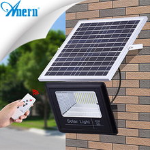 Anern Hoge Heldere <span class=keywords><strong>Outdoor</strong></span> Wall Mounted Solar Licht 100 W