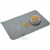 Colorful Large Pet Food Mat in Premium Food Grade Silicone Dog Feeding Mat