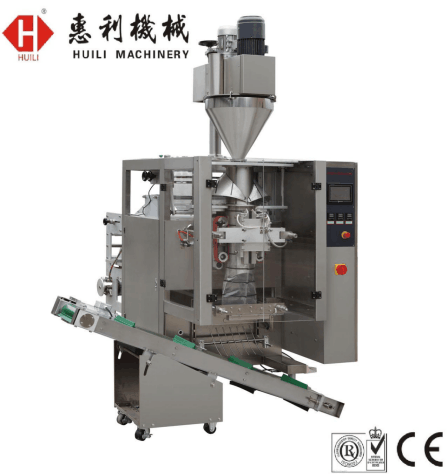 SJIII-F500 Automatic 3 or 4 sides herbal Powder Packing sealing Machine
