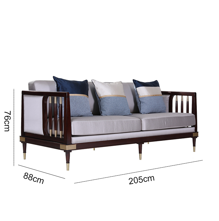 Furniture Living Room Sofa Set Luxury