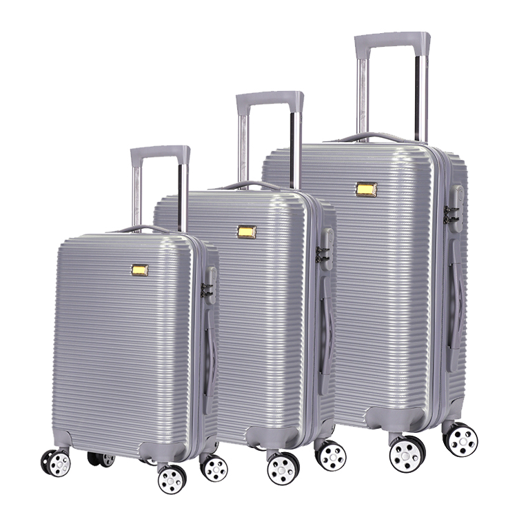china manufacturer abs travel vintage suitcase luggage