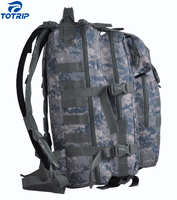 Durable army customized military soldier backpack bag