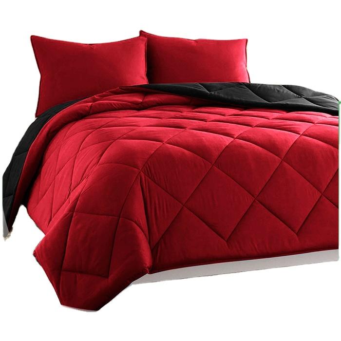 Design di lusso Casa duvet copriletto set con trapunta king size