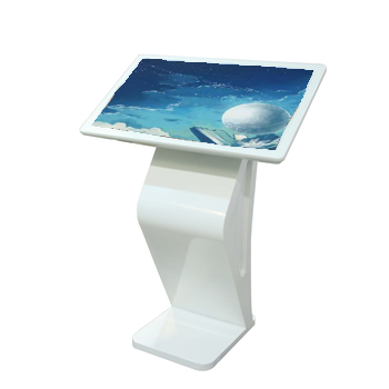 49 inch staande interactieve kiosk panel lcd 10 punten touch screen digital signage reclame display