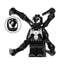 Одна распродажа, большой siez Super Heroes, Мстители, танос, против яда, Халк, бойня, строительные блоки, игрушки для детей, brinquedos(Китай)
