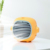Factory Sale Portable Rechargeable Air Cooler Fan Mini Air Conditioner Fan For Office with 2000mAh Battery