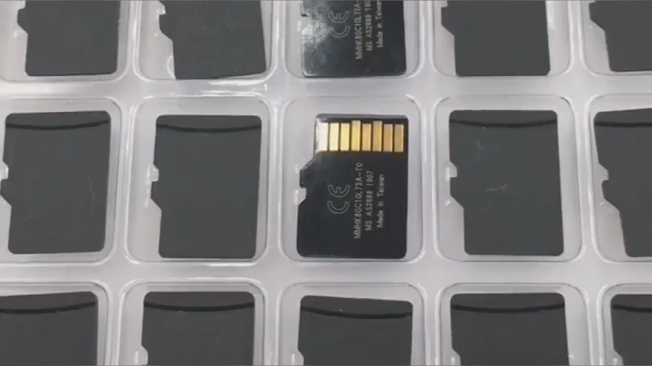 Change CID SD Card Custom Write CID Clone SD Micro Card for Toyota