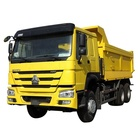 Howo Dump Truck 336HP Tipper Truck With High Quality