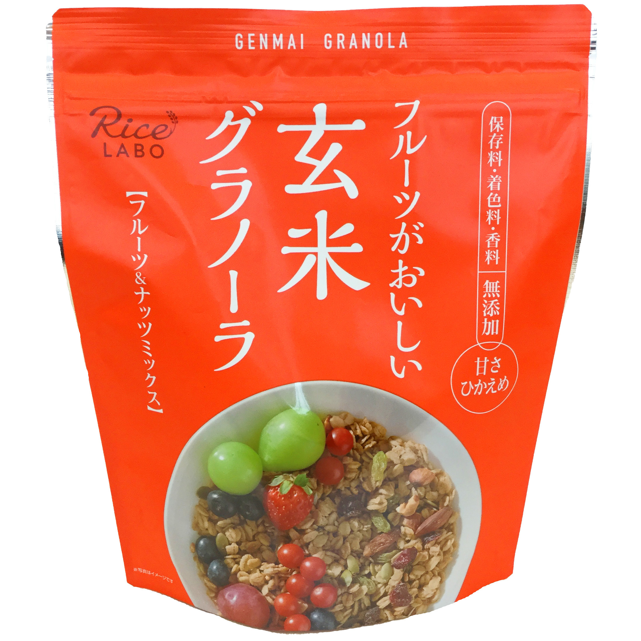 Healthy delicious instant oatmeal breakfast cereal made in japan