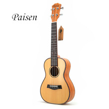 Commercio all'ingrosso ukulele 23 pollici ukulele double-sided <span class=keywords><strong>di</strong></span> abete rosso <span class=keywords><strong>mogano</strong></span> ukulele simile per <span class=keywords><strong>chitarra</strong></span> <span class=keywords><strong>elettrica</strong></span>