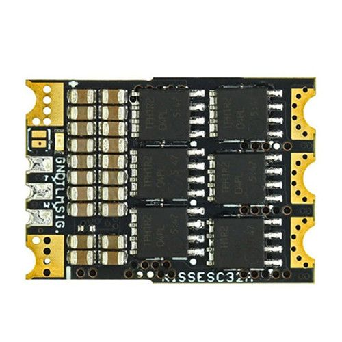 Flyduino 2-6S KISS 32A Race Edition 32-Bit-ARM 80 MHz ESC Speed Controller for FPV Drone