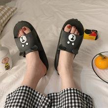 Женские тапочки из искусственной кожи с принтом животных, женская обувь, летние разноцветные тапочки на платформе, женские модные тапочки с...(Китай)