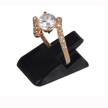 Plastic Jewelry Ring Display Stand Holder