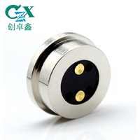 magnetic connector plug power adapter magnetic pogo pin connector