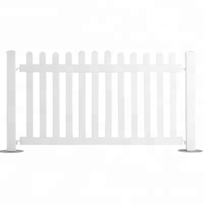 Fentech Top Standard Widely Used Portable Temporary Fence Gate