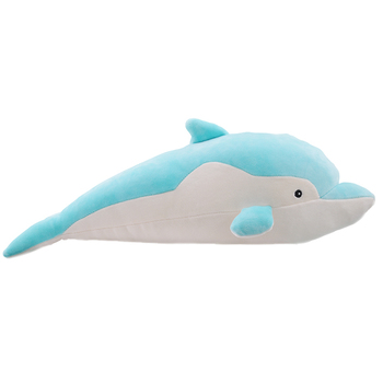 Festival gifts real stuffed animals dolphin toy giant animal