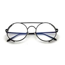 SO & EI 2019 модные круглые очки ретро оправа женская прозрачная близорукость оправа цепи украшения очки Рамка(Китай)